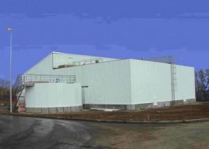 Пречиствателна станция Biomar OSB Хохланд, Раос, Русия