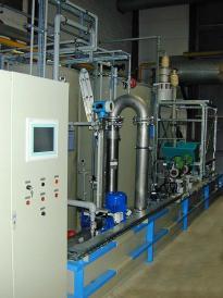 Пречиствателна станция за отпадъчни води Envopur® UFI 400 NA